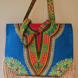 Tassen Afrikaanse print